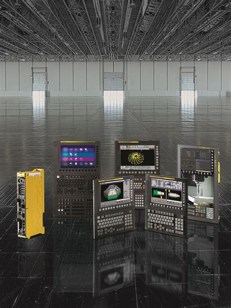 fanuc cnc control series overview