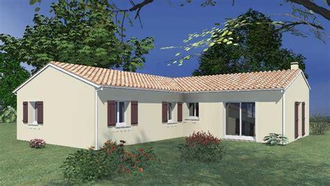 cuisine bergerac modèle de maison 3 chambres salon séjour cuisine us avec cellier et garage n 313
