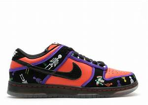"""Dunk Low Premium Sb """"day Of The Dead"""" - Nike - 313170 801 ..."""