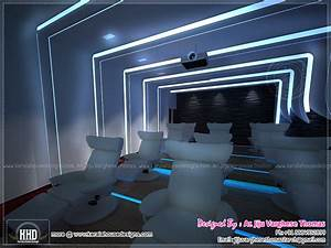 Home Theatre Room Design - Best Home Design Ideas