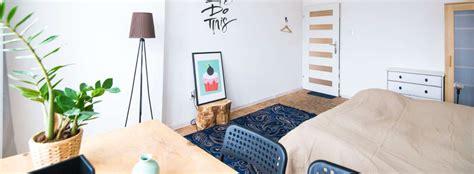Studenten Einzimmerwohnung Einrichten by Einzimmerwohnung Einrichten Tipps Und Tricks F 252 R D Ein