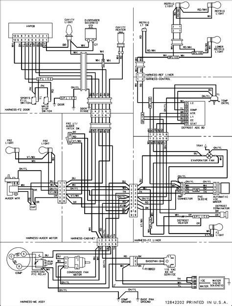 whirlpool washer motor wiring diagram impremedia net