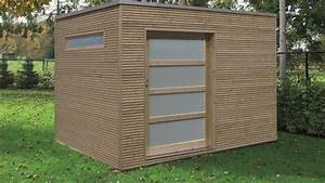 Abri De Jardin Moins De 5m2 : abri de jardin toit plat 5m2 les cabanes de jardin abri ~ Edinachiropracticcenter.com Idées de Décoration
