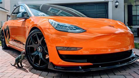 Get Tesla 3 Model Colors Pics