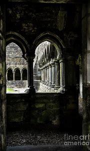 Sligo Abbey interior Photograph by RicardMN Photography