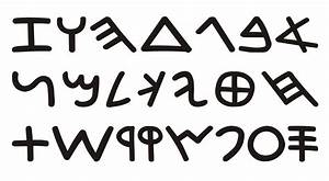 File:Phoenician alphabet sample.svg - Wikimedia Commons