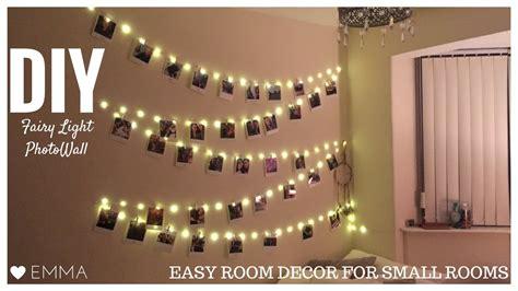 diy photo light wall polaroid room decor cc compassion is the fashion citf