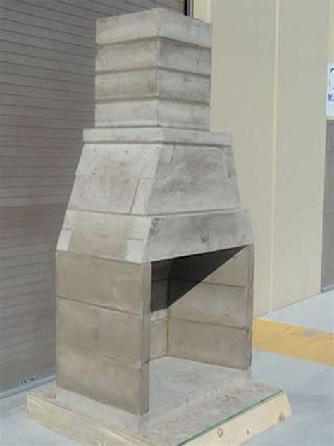 simple outdoor diy fireplace design ideas  easy