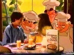 Cinnamon Toast Crunch (three chefs) - YouTube