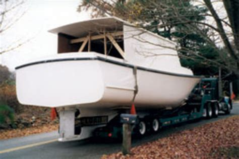 Soundings Boats For Sale by The Kit Boat Equation A Bare Hull And A Vision