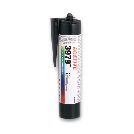 uv adhesive curing l henkel loctite 3979 uv curing adhesive 300 ml cartridge