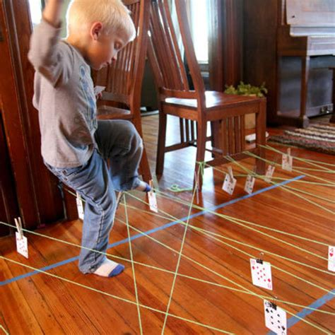 10 brain boosting moving indoor activities for 194 | stepping matching activity 0