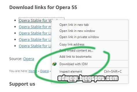 Idm extension idm integration into opera does not work issue solved download youtube video with idm in opera download youtube videos in opera how to integrate or install internet download manager into opera web browser. Cara Install IDM Extensions Di Chrome / Opera / Firefox ...