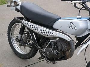 1974 Honda Elsinore Mt125 Enduro