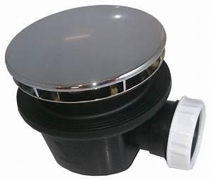 Bonde Receveur Extra Plat : bonde receveur extra plate capot abs ~ Dailycaller-alerts.com Idées de Décoration