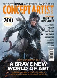 Discover the best digital art in Concept Artist magazine ...
