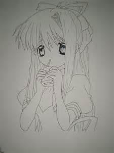 Creepy Anime Drawings