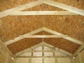 Building Shed Hip Roof Porch Benefits
