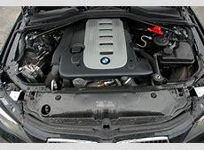BMW Serii 5 z silnikiem 30d test, dane techniczne