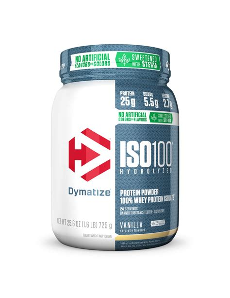 Amazon.com: Dymatize ISO 100 Whey Protein Powder Isolate