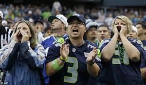 seattle seahawks fans break world record  loudest