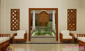 Beautiful home interiors kerala home design and floor plans for Interior design ideas kerala houses