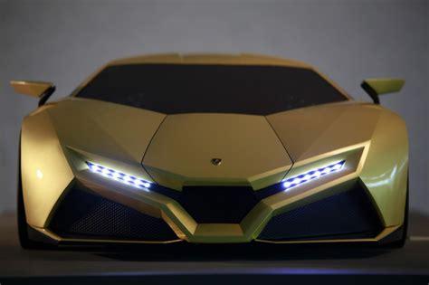 2012 New Lamborghini Cnossus Concept
