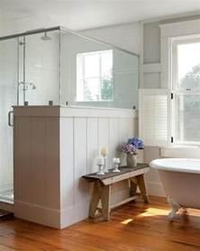 Small Shower Stool Photo