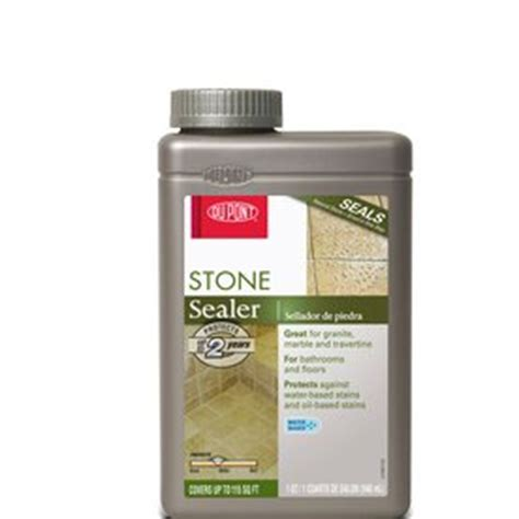 Dupont Tile Sealer Finish by Shop Dupont Tile Sealer At Lowes