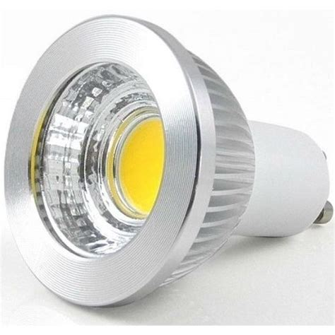 10x led light bulbs cob 7w gu10 mr16 e27 b22 dimmable warm