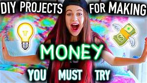 DIY Project Ideas for Making Money You MUST Try! - Easy