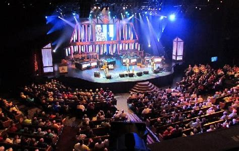 inside the ryman auditorium picture of grand ole opry