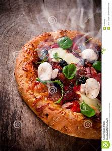 Delicious Italian Pizza Royalty Free Stock Image - Image ...