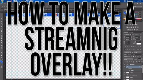 twitch notification images template psd how to make a overlay for livestreaming with facecam youtube