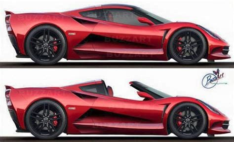 Mid-engine Corvette Could Be A Turbo V6 Zr1?
