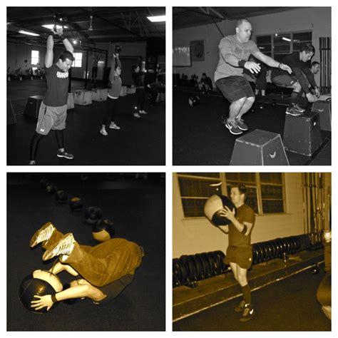 box jumps kettlebell deck squats swings