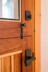 Menards Bathroom Cabinet Doors by Dutch Doors Contemporary Front Doors By Real
