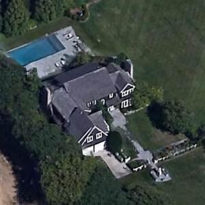 Jeff Zucker's House in Amagansett, NY (Google Maps)