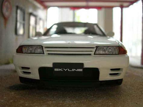 nissan gtr kaufen nissan skyline r32 gt r v spec ii autoart modellauto 1 18 kaufen verkauf modellauto