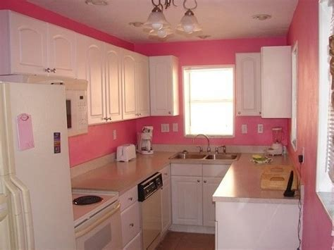 Pink Kitchen Designs, Decorating Ideas, Photos   Home