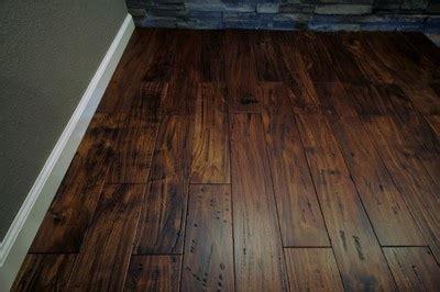 hand scraped sonoma acacia hardwood flooring