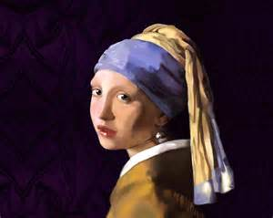 girl with a pearl earring by ladycobain69 on deviantart