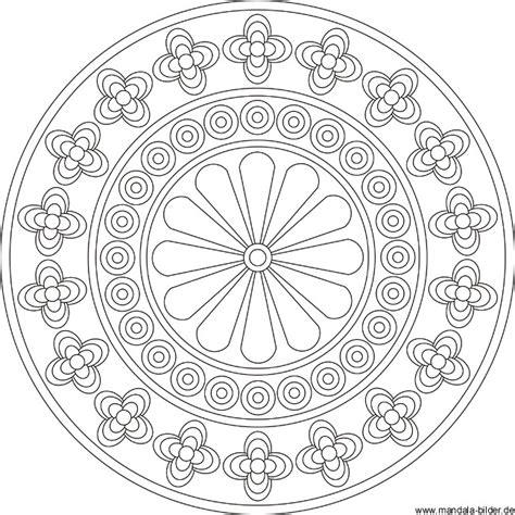 mandalas zum drucken mandala vorlagen f 252 r erwachsene zum ausdrucken