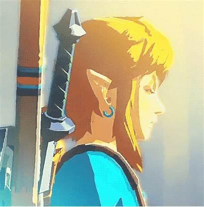 Zelda Breath Wild Legend Botw Link Loz
