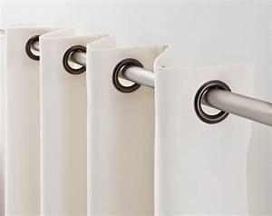 Barre Rideau Fixation Plafond : conseils pour bien choisir son tringle rideau ~ Premium-room.com Idées de Décoration