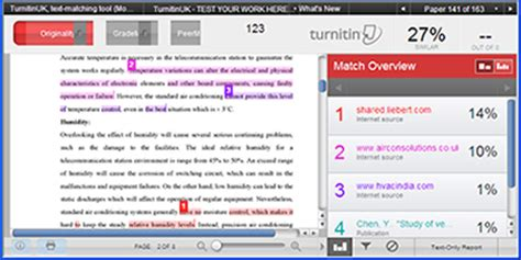 turnitin   true  talking  teaching