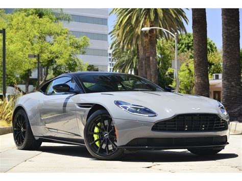 vehicle details 2019 aston martin db11 amr at o gara coach beverly hills beverly hills o