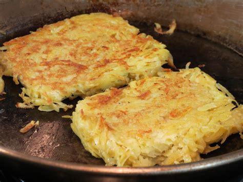 poele cuisine galette de pommes de terre à la poêle je cuisine