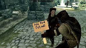 Steam39s Most Popular Skyrim Mod Is A Protest Against Paid