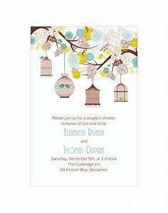 custom lovebird cages bridal shower invitations party city With party city wedding shower invitations